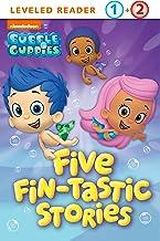 Five Fin-tastic Stories (Bubble Guppies) PDF
