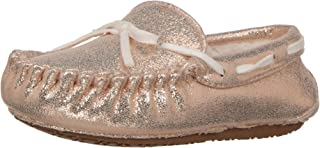 Stride Rite Girls' Moccasin Slippers