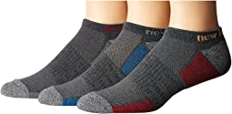 New Balance N611 Performance No Show Socks 3-Pair Pack