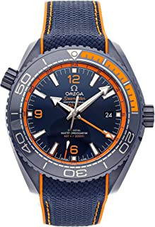 Omega Seamaster Mechanical (Automatic) Blue Dial Mens Watch 215.92.46.22.03.001 (Certified Pre-Owned)