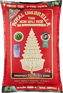 Royal Umbrella Thai Hom Mali Rice, 1 Kilog