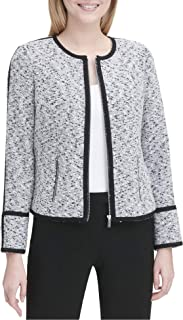 Womens Piped Jacket