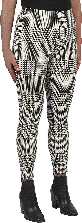 jules & leopold Women's Check Ponte Legging