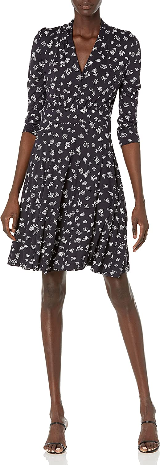 French 高品質新品 オンライン限定商品 Connection Women's Fayola Jersey Meadow Dress