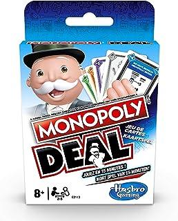 Monopoly Deal Kaartspel - Belgische Editie