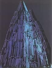 Andy Warhol - Koln Cathedral Blue