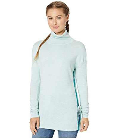 Smartwool Spruce Creek Tunic Sweater (Frosty Green Heather) Women