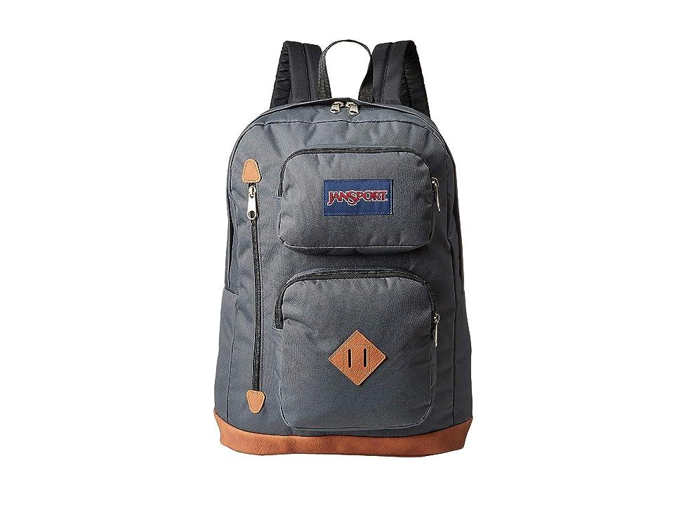 JanSport Austin (Forge Grey) Backpack Bags