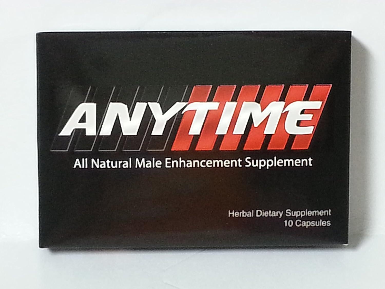 出群 Anytime Pills Supercharge Your Male 10 Pill Drive 正規逆輸入品
