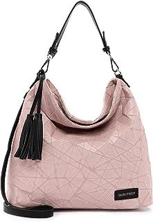 SURI FREY Beutel Kimmy 12792 Damen Handtaschen Mustermix rose 650 One Size