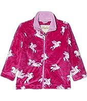 Hatley Kids - Unicorns & Stars Fuzzy Fleece Jacket (Toddler/Little Kids/Big Kids)