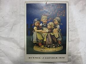 1970 Hummel Calender By W. Goebel, Oeslau, Bavaria/West-Germany Printed 1969 In Germany (Hummel Calender 1970)
