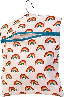 Rangement pour épingles à Linge à Suspendre Rainbow Beldray® LA081544EU7 | Crochets de Suspension Facile | Peut contenir j...