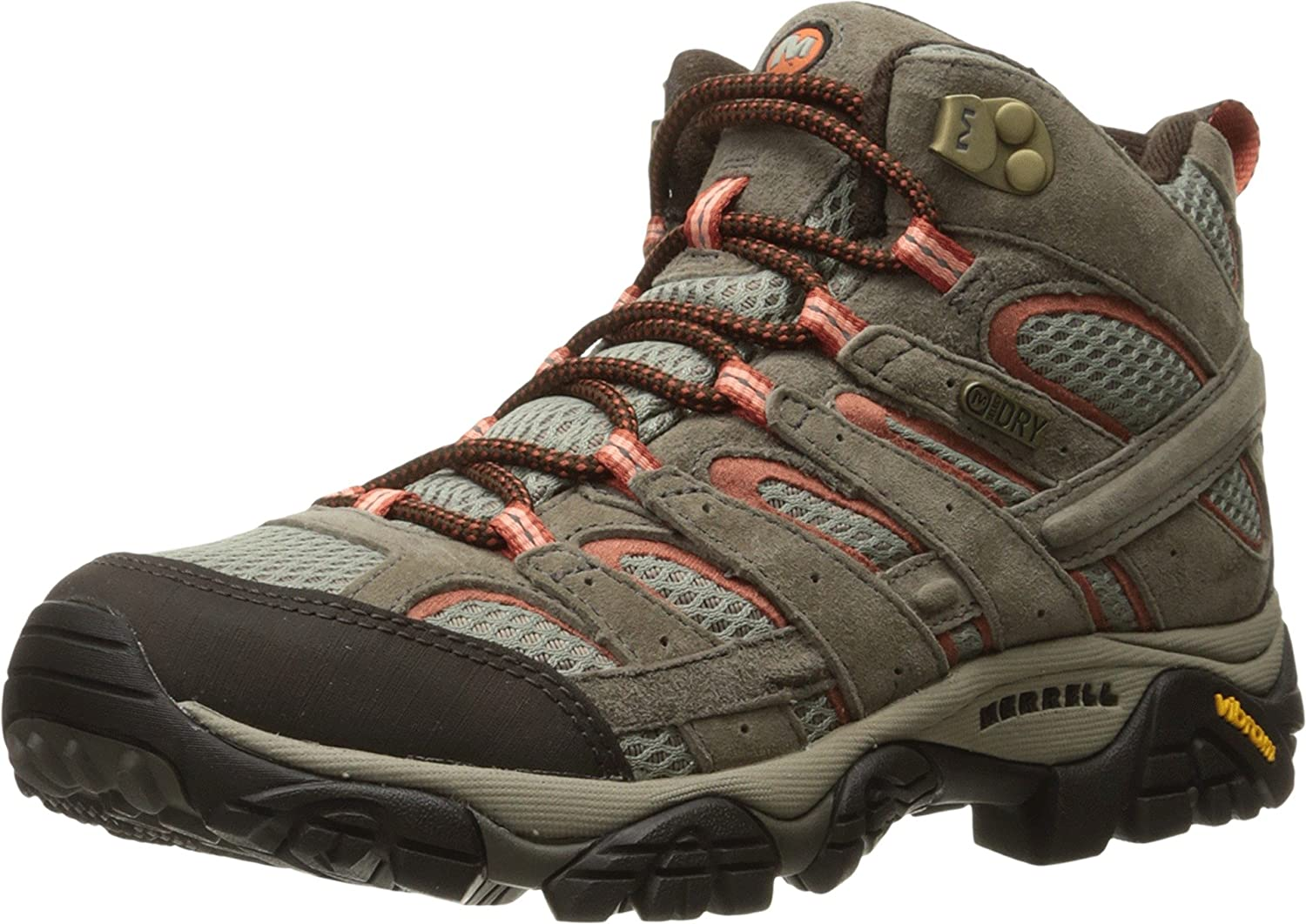 Merrell Women's Moab Outlet ☆ Free Shipping 2 Hiking Mid Portland Mall Boot Waterproof