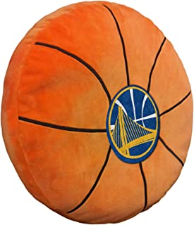 Officially Licensed NBA 3D Sports Basketball Shaped Pillow