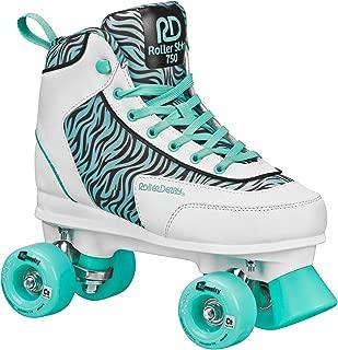 Roller Star 750 Women's Roller Skate (SEA Foam Zebra, 10)