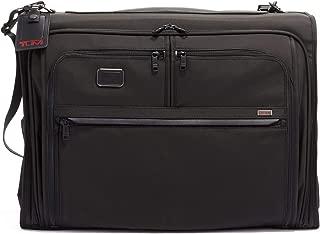 Alpha 3 Classic Garment Bag - Dress or Suit Bag for Men and Women - Black