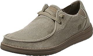 حذاء ميلسون-رايمون قماشي سهل الارتداء للرجال من سكيتشرز