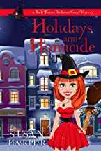 Holidays and Homicide (Back Room Bookstore Cozy Mystery Book 6)