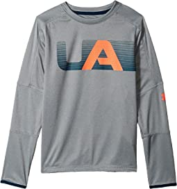Tech Long Sleeve Tee (Big Kids)
