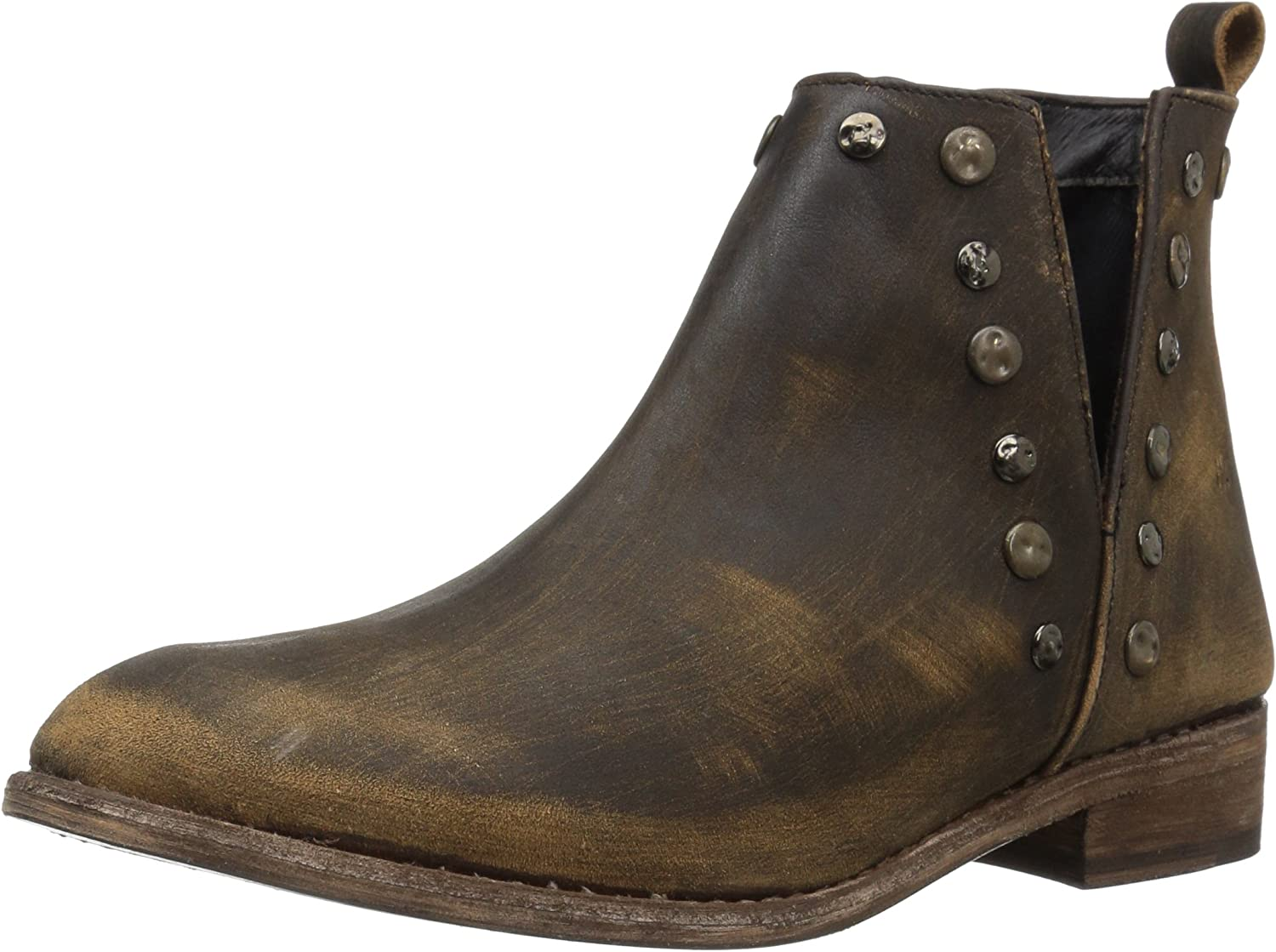 Musse & Cloud Womens Roaster Ankle Bootie