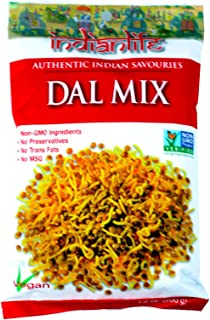 Indian Life Authentic Indian Savories, Dal Mix, 7 Ounce