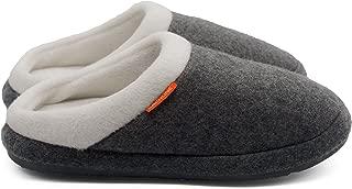 ARCHLINE Grey Marl Slip-On Orthotic Slippers (41)