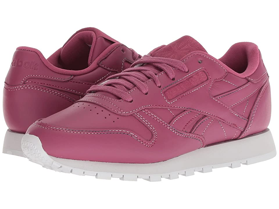 Reebok Lifestyle Classic Leather (Twisted Berry/Spirit White) Women