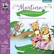 Martina the Beautiful Cockroach ― Bilingual English and Spanish Children's Fairy Tale Keepsake Stories, PreK–Grade 3, 32 Pages (English and Spanish Edition)