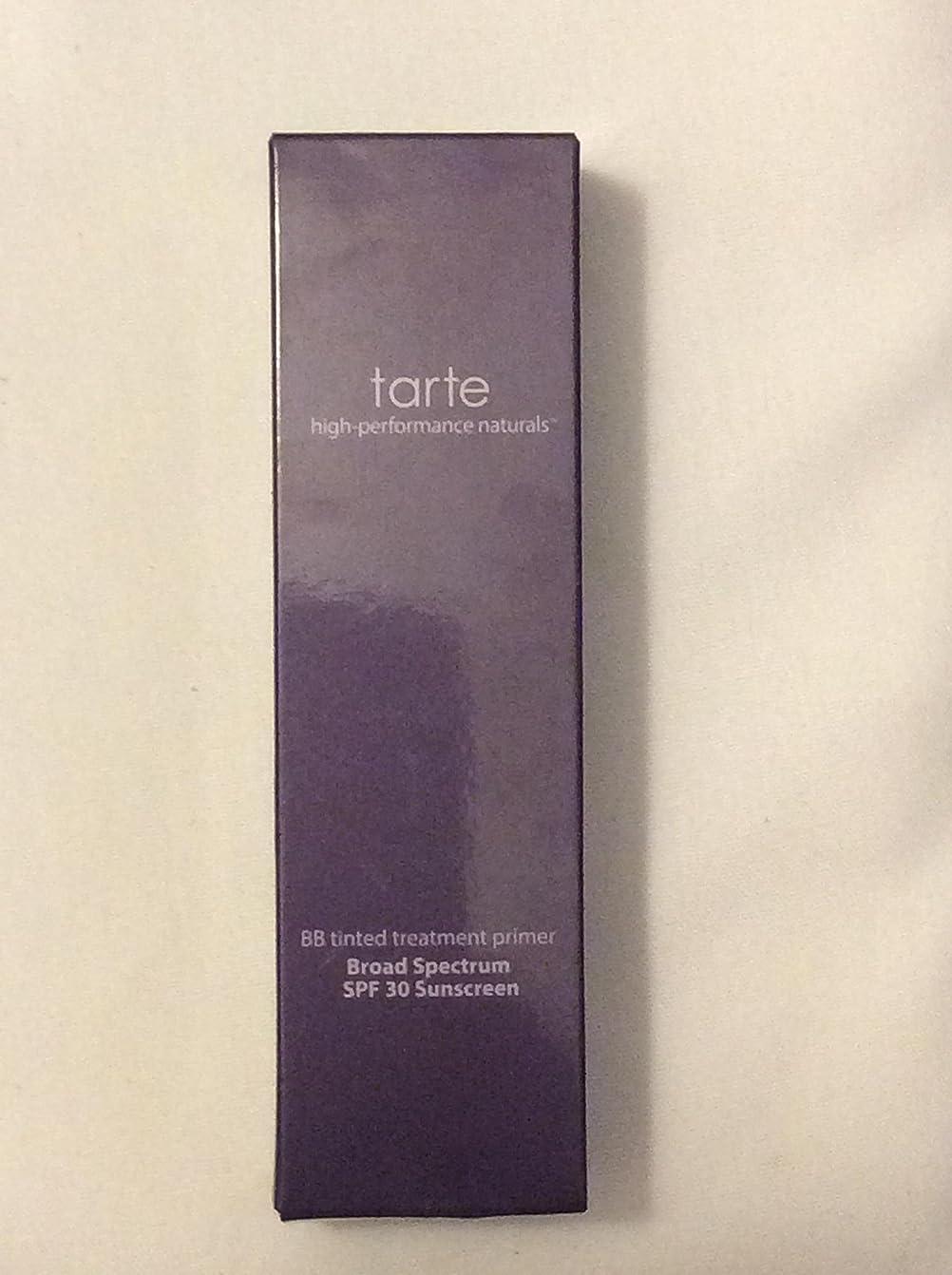 閃光本体人工tarte BB tinted treatment 12-hour primer SPF 30 Medium
