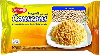 Osem Israeli Pearl Couscous, Original, 8.8 Ounce (Pack of 4)