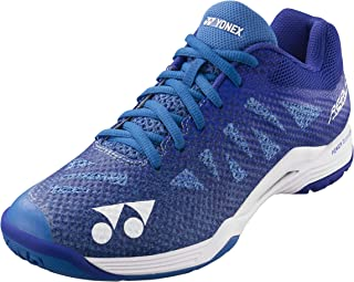 Yonex Power Cushion Aerus 3 Womens Indoor Court Shoe (Blue) (6)