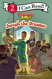 Joseph the Dreamer (I Can Read! / Adventure Bible)