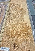 Olive Ash Burl wood veneer 13