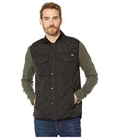 Salty Crew Tidal Vest (Black) Men