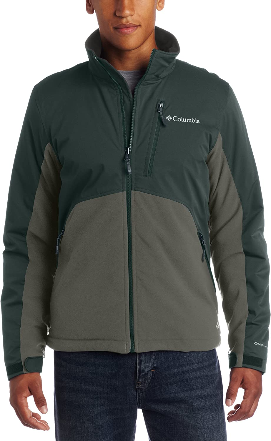 Minneapolis Mall Columbia Men's Zephyr Cheap mail order specialty store Ridge X-Large Woods Deep Jacket