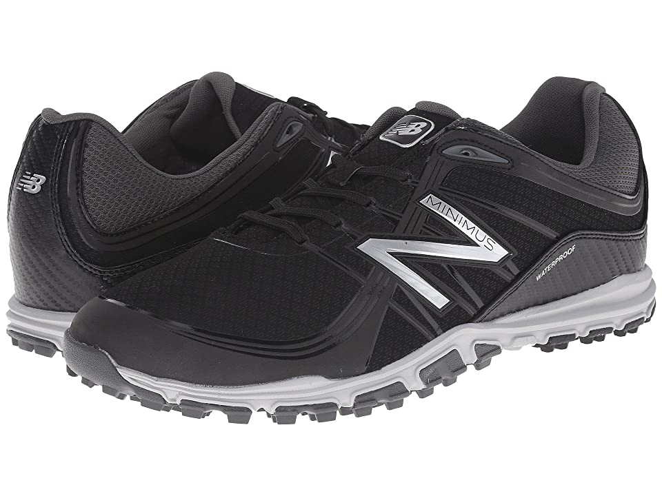 New Balance Golf NBG1005 Minimus (Black) Men's Golf Shoes