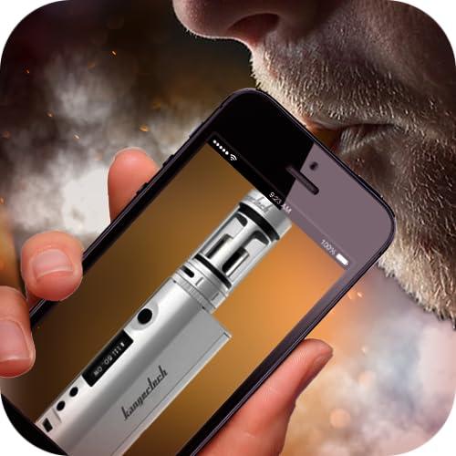 Vape Smoke Simulator Prank