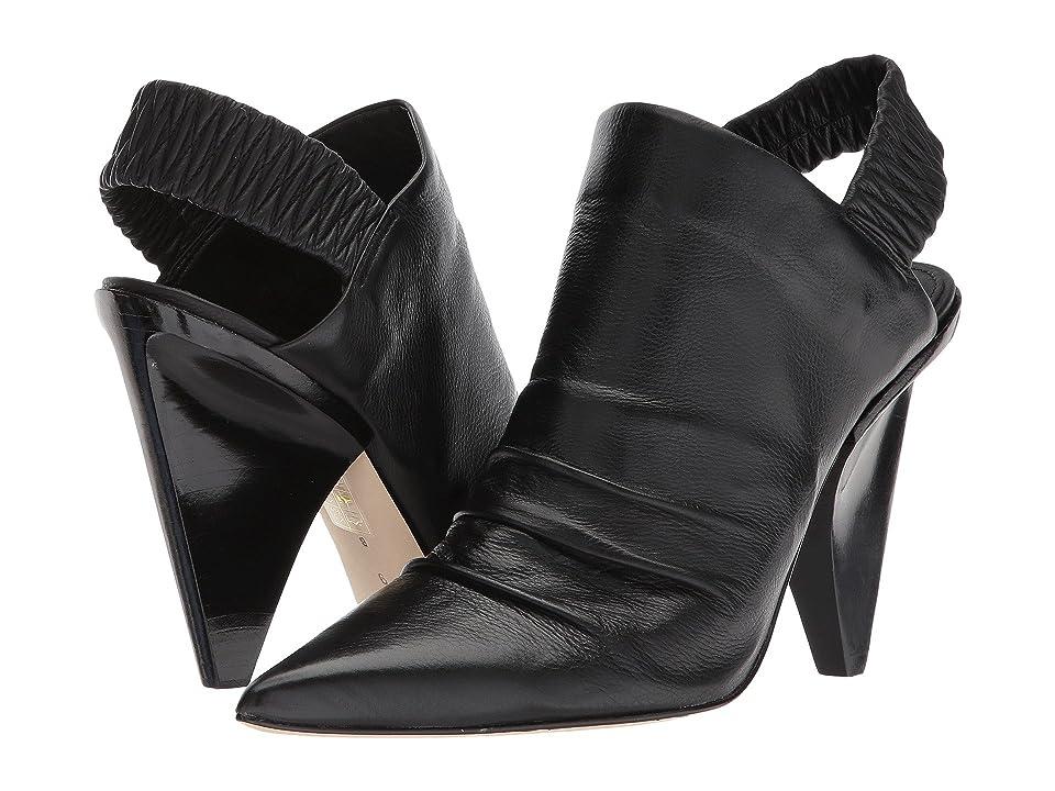 Sigerson Morrison Jeanie (Black Buttery Leather) Women