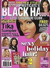 Sophisticate's Black Hair Style January 2019 Tika Sumpter