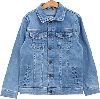 DeFacto Boy's Western Jean Jacket