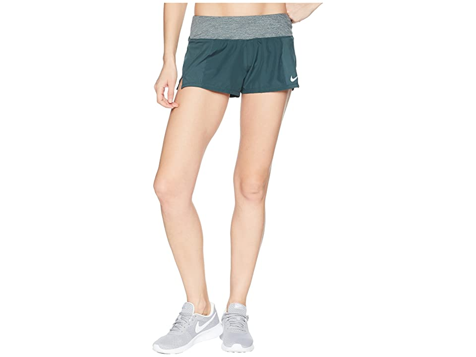 Nike Dry Short Crew 2 (Deep Jungle) Women