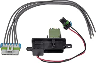Dorman 973-407 Front HVAC Blower Motor Resistor Kit for Select Chevrolet / GMC / Isuzu Models