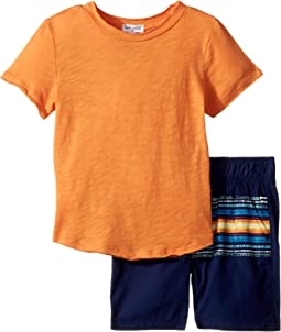 Print Short Set (Little Kids/Big Kids)
