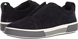 Coastal/Black Sport Suede