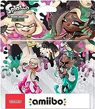 Nintendo Amiibo - Pearl & Marina 2-Pack - Splatoon 2 (Renewed)