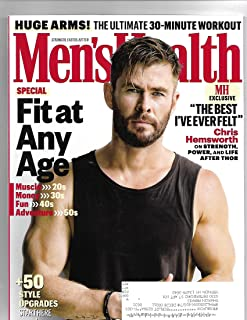 men's health march 2019