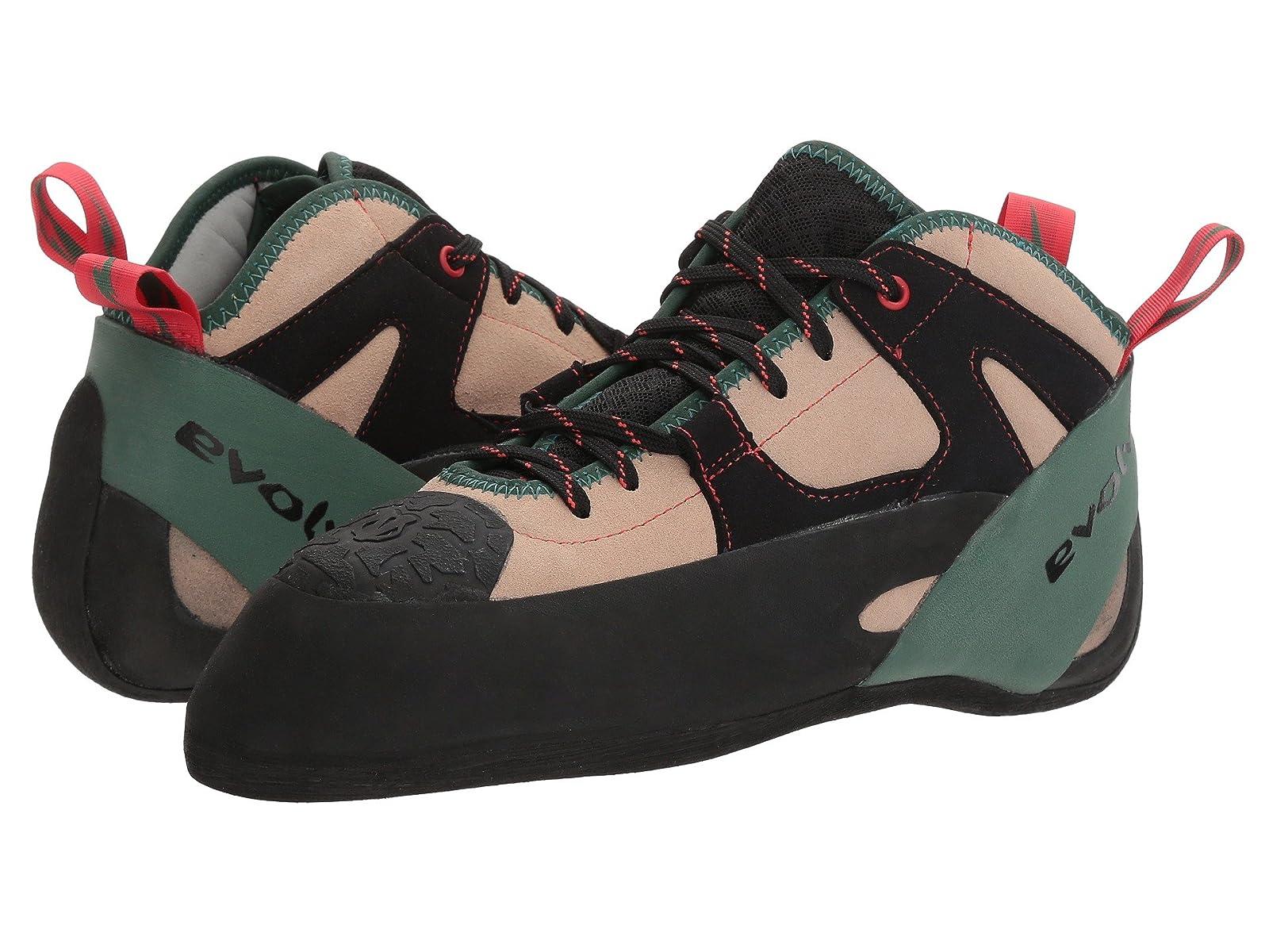 EVOLV The GeneralAtmospheric grades have affordable shoes