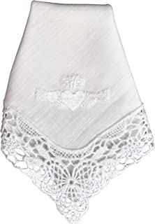 irish wedding hanky