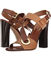 Etro - O-Ring Heeled Sandal